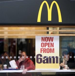 Image: McDonald's logo