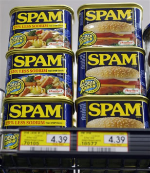 Image: Can of Spam