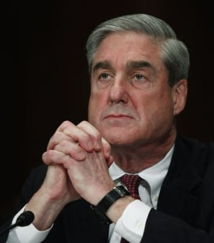 Image: FBI Director Robert Mueller