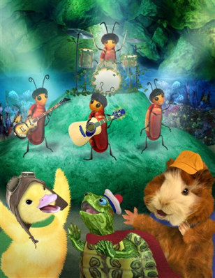 Image: The Wonder Pets