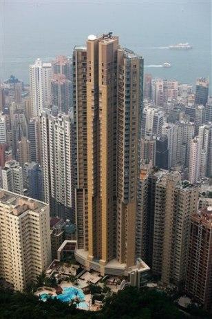 Hong Kong Expensive Apartment