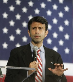 Image: Louisiana Governor Bobby Jindal