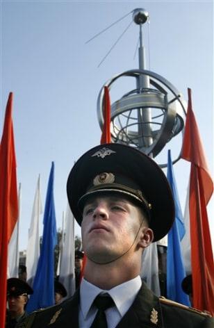 Image: Sputnik anniversary