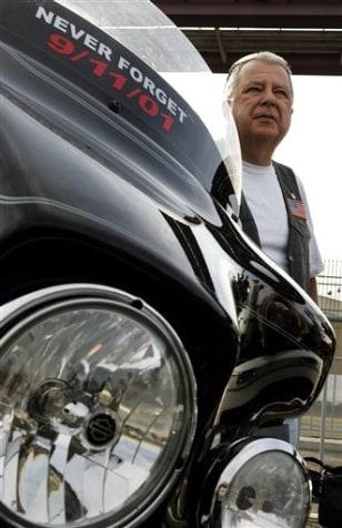 Image: Motorcycle rider