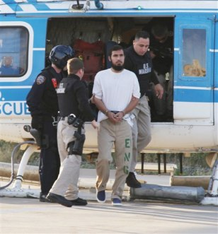 Image: Terrorism suspect Najibullah Zazi