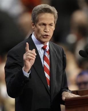Image: Former Sen. Norm Coleman, R-Minn.