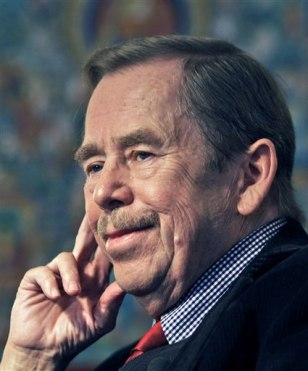 Czech Havel Hospitalized