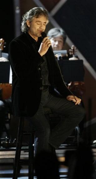 Image: Bocelli