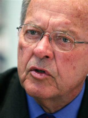 Sen. Ted Stevens, R-Alaska