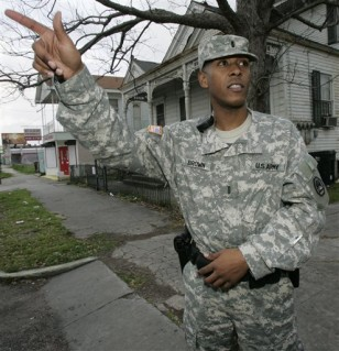 Image: National Guard Lt. Ronald Brown Jr.