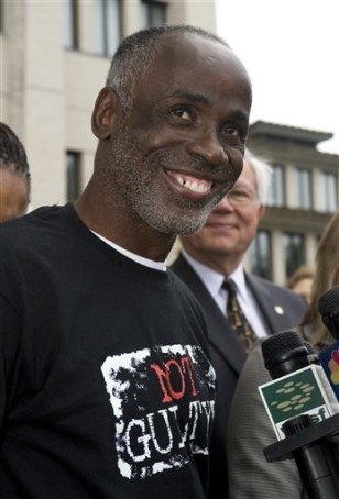 Image: James Bain, exonerated convict