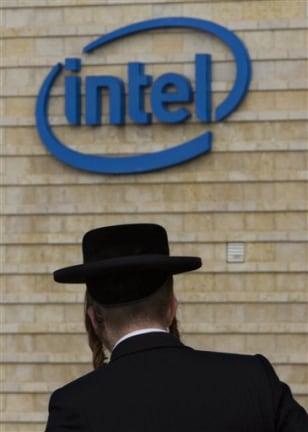 Image: Intel sign