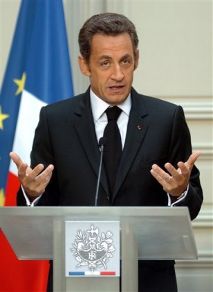 Image: Sarkozy