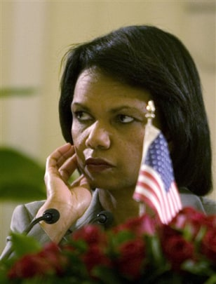Image: Condolezza Rice