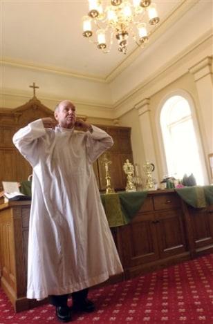 Image: Bishop W. Francis Malooly