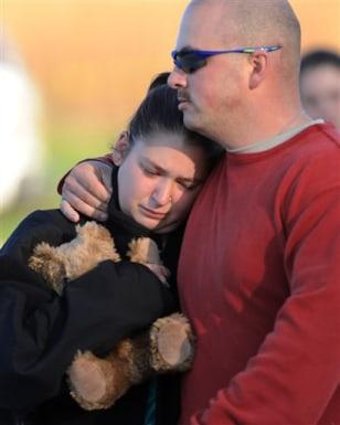 Image: Parents of crash victim