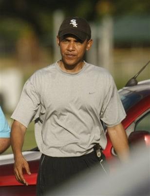 Image: President-elect Barack Obama
