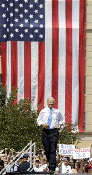Image: Sen. Joe Biden, D-Del
