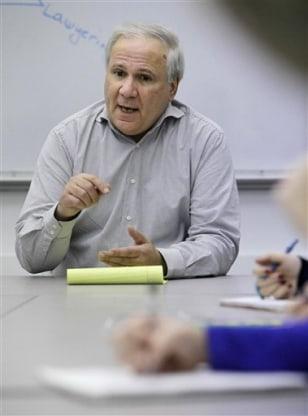 Image: Professor David Protess