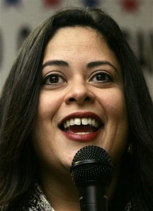 IMAGE: Maya Soetoro-Ng, Barack Obama's half-sister