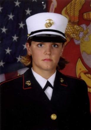 Missing Marine