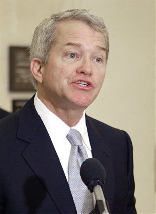Image: Former U.S. Rep. Mark Foley