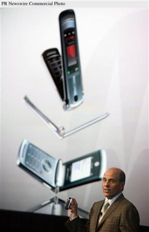 Image: Motorola's Razr 2