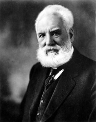 Image: Alexander Graham Bell