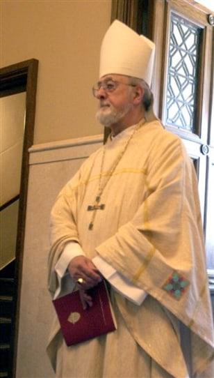 Image: Archbishop Rembert Weakland