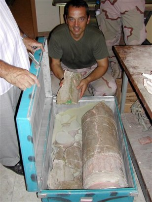 Iraq Extremists Cashing In On Antiquities World News Mideastn