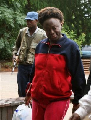 Image: Jestina Mukoko
