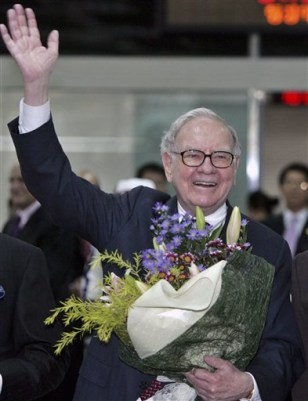 South Korea Warren Buffett
