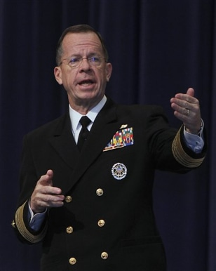 Image: Adm. Mike Mullen