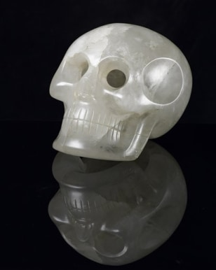 Image: crystal skull