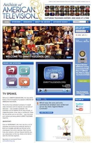 Image: TV Web site