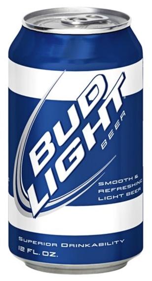 Anheuser Busch Fan Cans