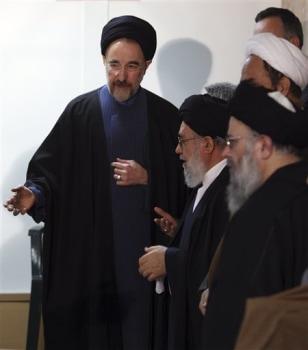 Image: Mohammad Khatami