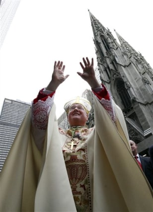 Image: Archbishop Timothy Dolan