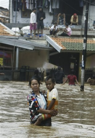 IMAGE: Indonesia Flood