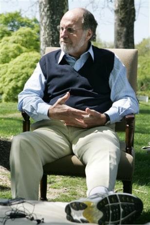 New Jersey Gov. Jon S. Corzine
