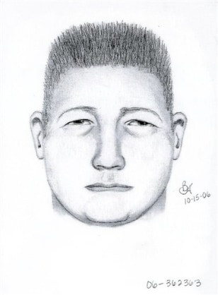 IMAGE: Sketch of rape suspect