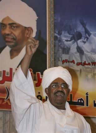 Mideast Sudan US Darfur