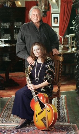 Image: Johnny Cash, June Carter Cash