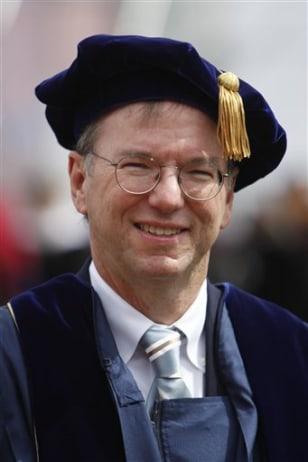 Image: Google CEO Eric Schmidt