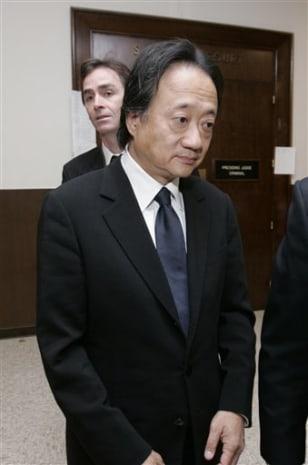 IMAGE: Democratic fundraiser Norman Hsu.