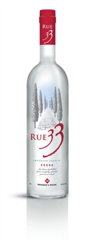 Image: Rue 33 vodka