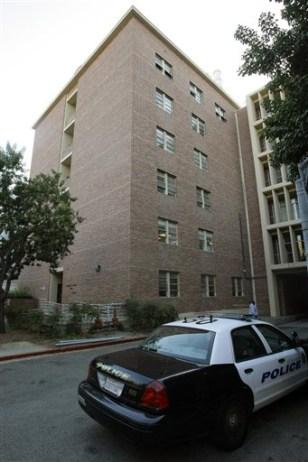 Image: UCLA's Young Hall
