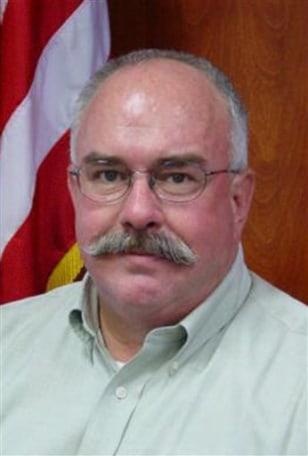 Image: Sheriff Frank Hughes