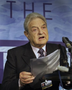 Image:George Soros