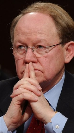 National Intelligence Director Mike McConnell